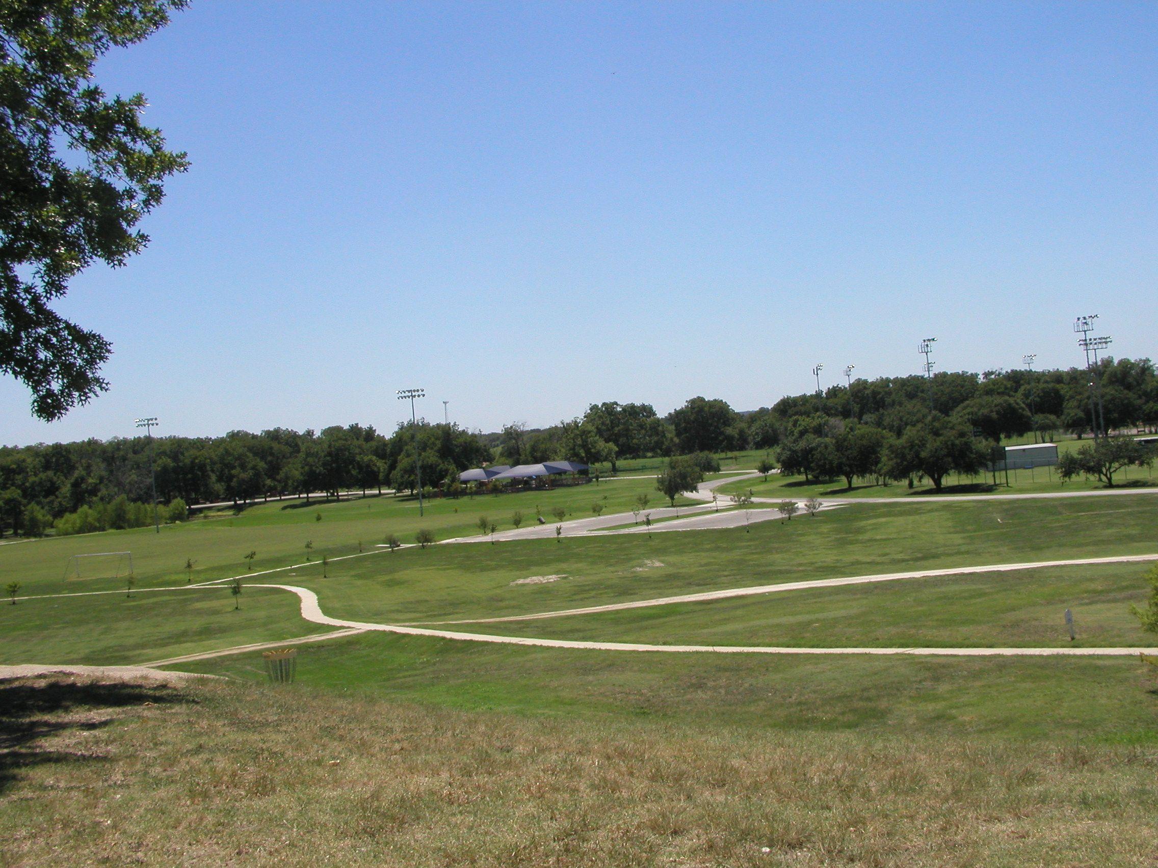 Lions Park Trails & Soccer Fields