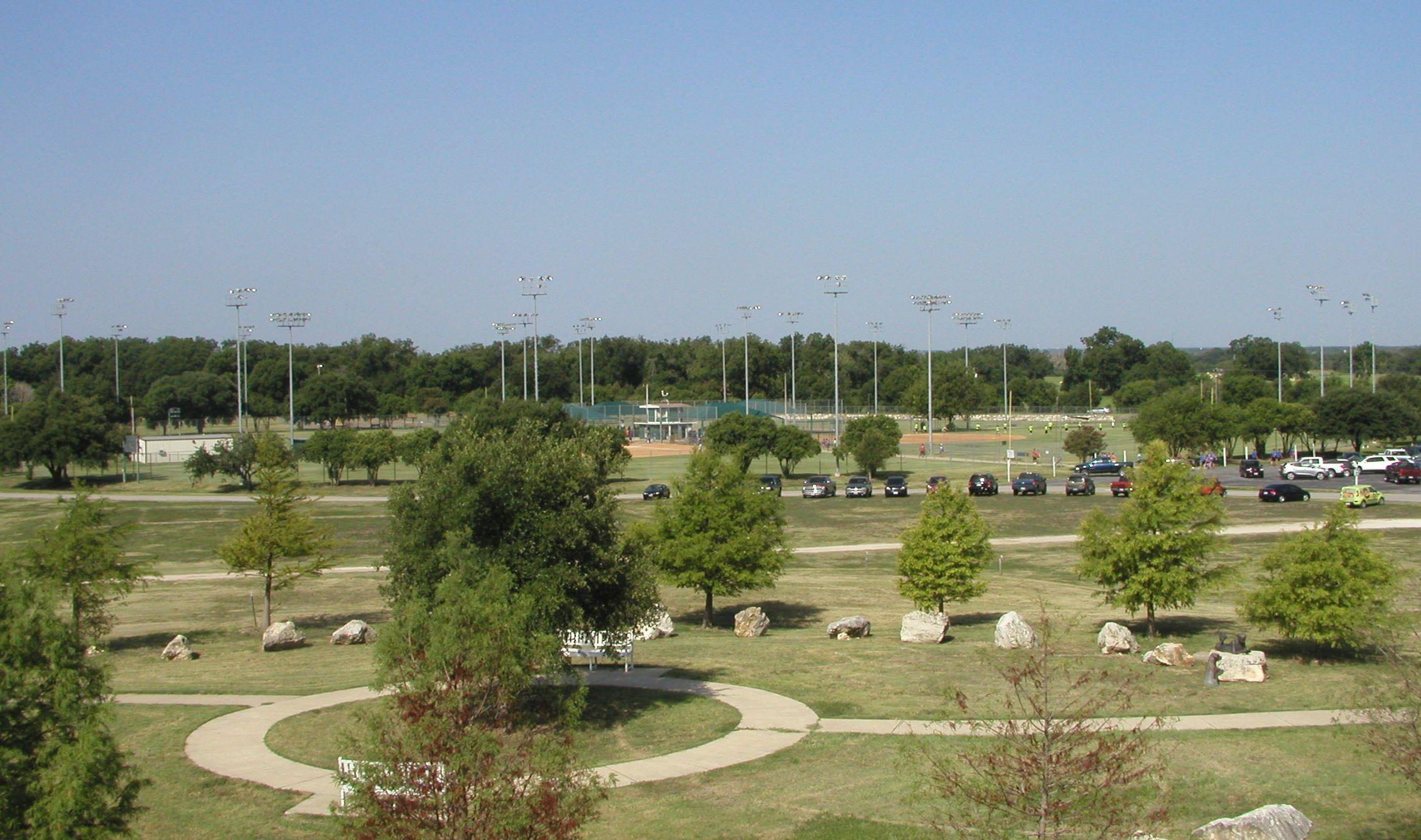 Lion A. J. Mercer Softball Complex