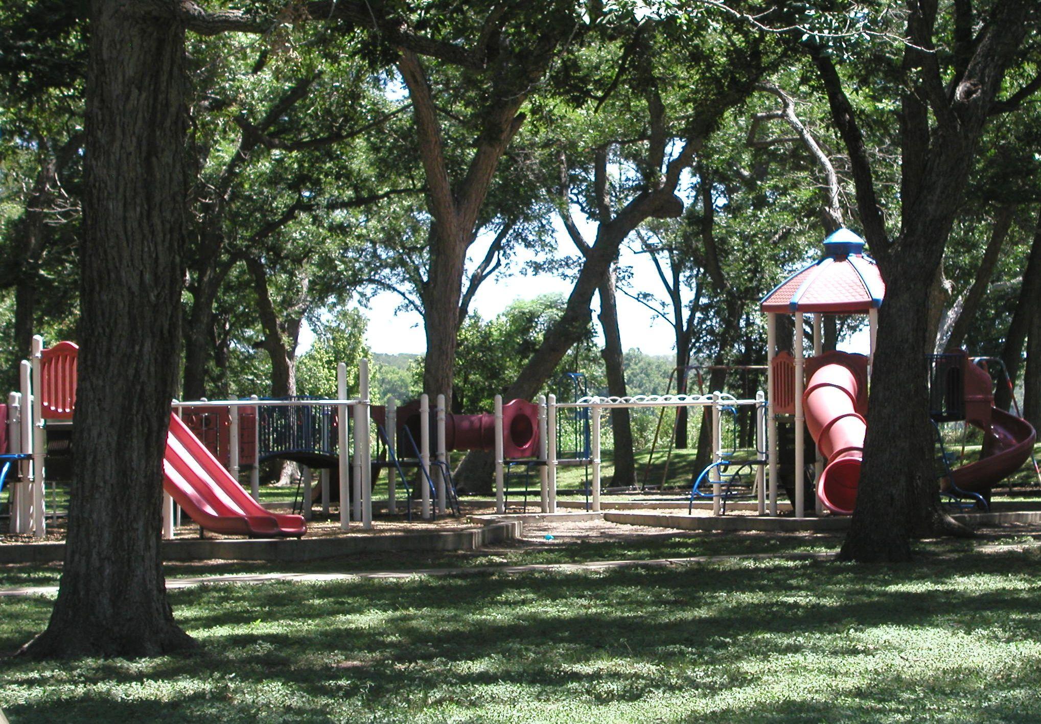 Temple Lions Park Playbround