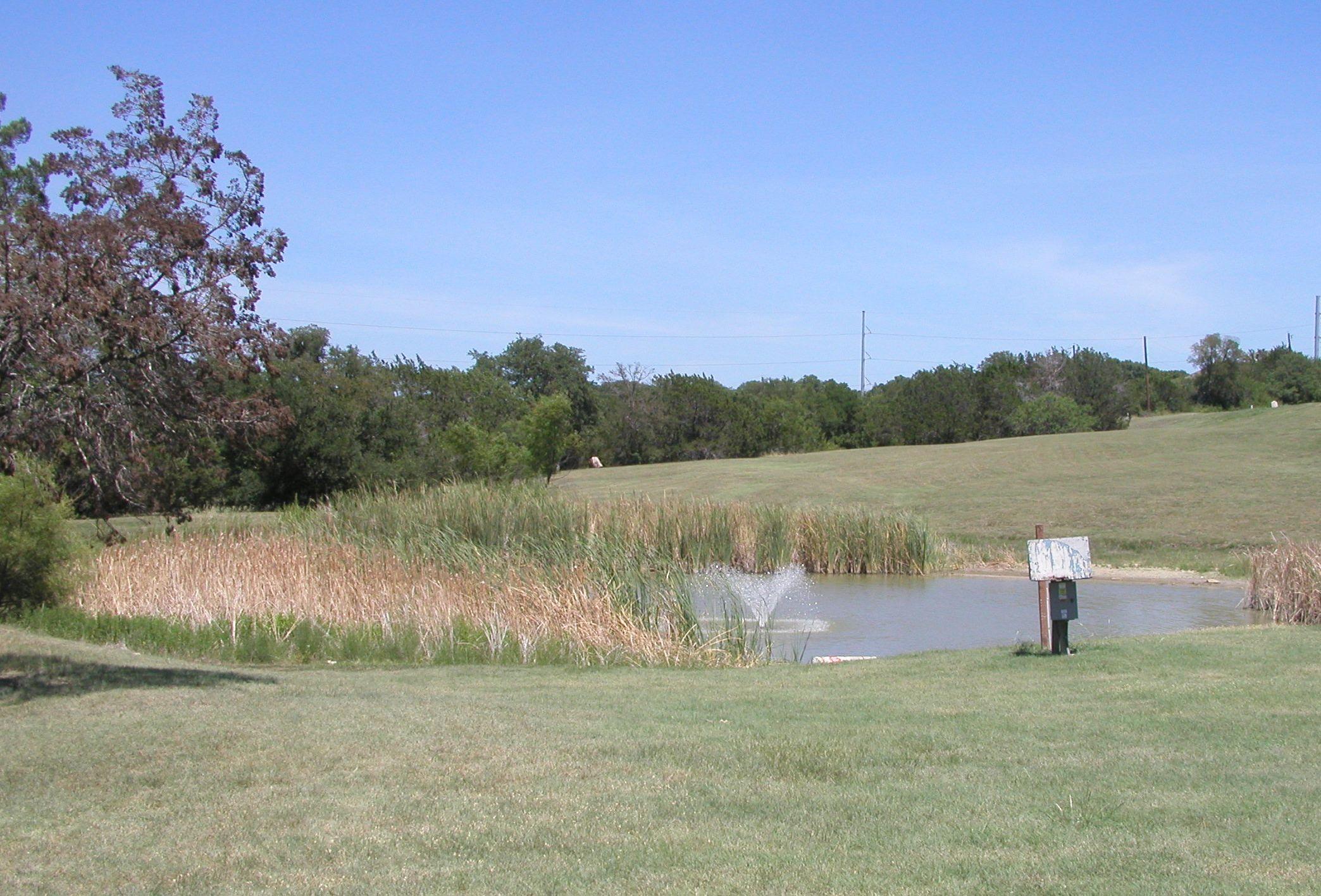 Lions Park Fishing Pond